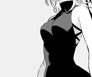 anime, girl, and beauty image