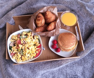brunch, perfect, and mornings image