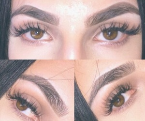 aesthetic, extensions, and eyelashes image