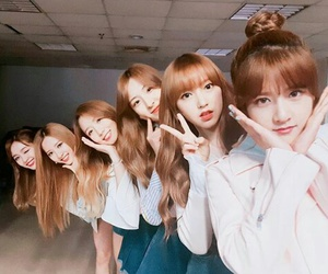 wjsn, cosmic girls, and exy image
