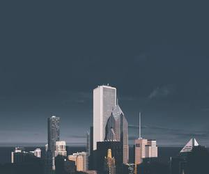 city, building, and background image