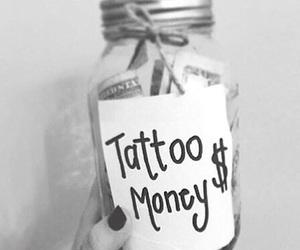 tattoo and money image