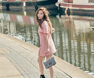 jessica jung, jessica, and girls generation image