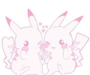 pink and pokemon image