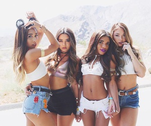 coachella, teala dunn, and meredith foster image
