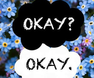 okay, wallpaper, and the fault in our stars image