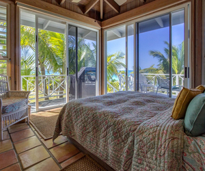 bahamas, bed, and bedroom image