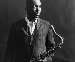 black and white and jazz image
