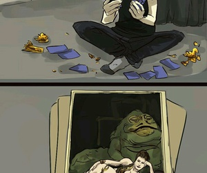 art, star wars, and cute image