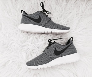 beautiful, nike, and shoes image