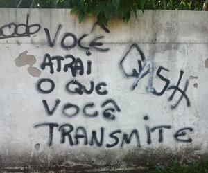 conselho, poema, and pixação image