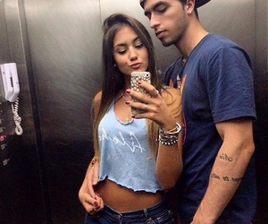 couple and girl image
