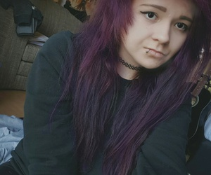 alternative, emo, and piercing image