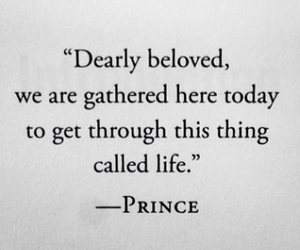 forever and always, rip prince, and prince image