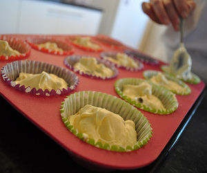 cupcakes, yummy, and delicious image