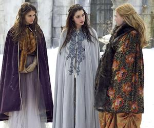 mary, greer, and reign image