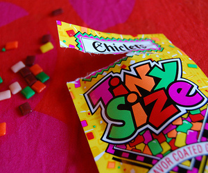 gum and chiclets image