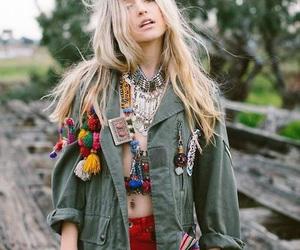 boho, fashion, and bohemian image