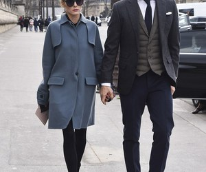 olivia palermo, couple, and fashion image
