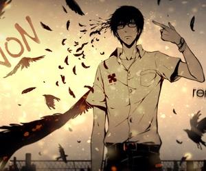 nine, zankyou no terror, and Von image