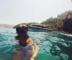 adventure, beach, and enjoy image