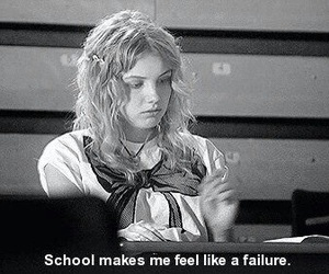 school, skins, and failure image