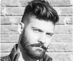 undercut, mens hairstyles, and undercut hairstyles image