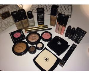 luxury, mac, and makeup image