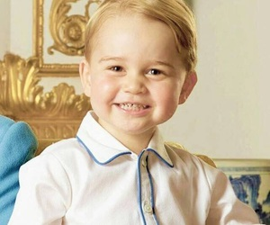george, smile, and royal family image