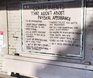 compliments, quotes, and tumblr image