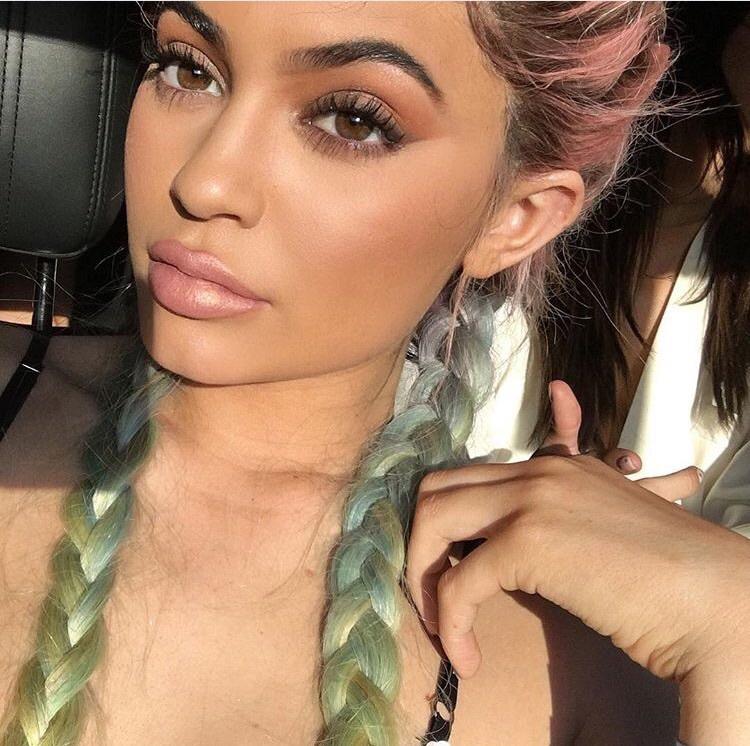 braids, multi-coloured, and cochella image