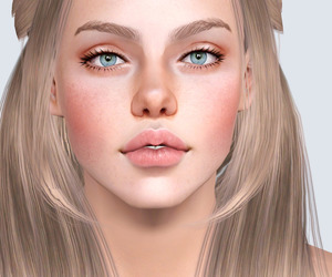 girl, sims, and the sims image