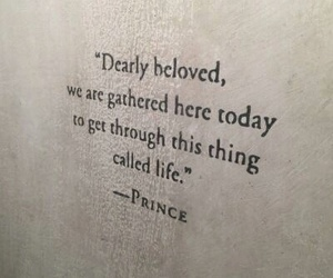prince, music, and quotes image
