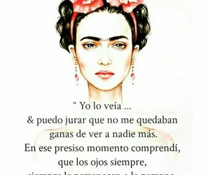 frases, Frida, and khalo image