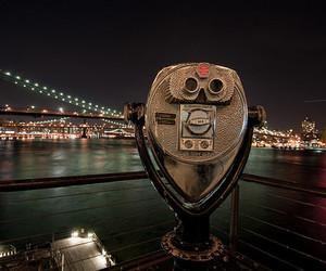 bridge and city image