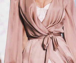 fashion, rose gold, and pink image