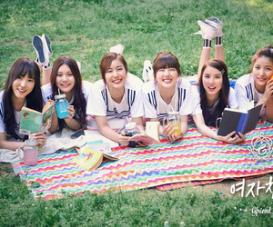 flower bud and gfriend image