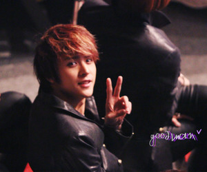 kpop, b2st, and dong woon image