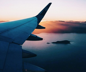freedom, sky, and travel image