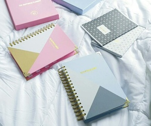 cool, decorated, and school supplies image