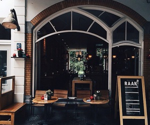 coffee, cafe, and dark image