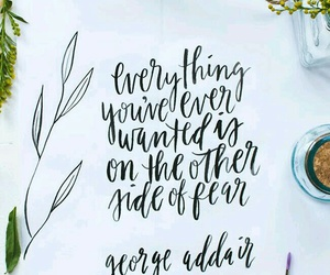 calligraphy, motivation, and quote image