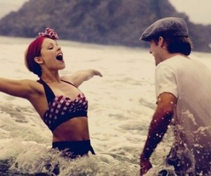 love, the notebook, and couple image