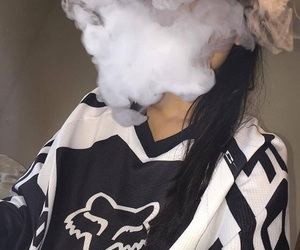 smoke and tumblr image