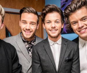 music, liam payne, and niall horan image