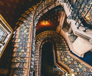 harry potter and stairs image