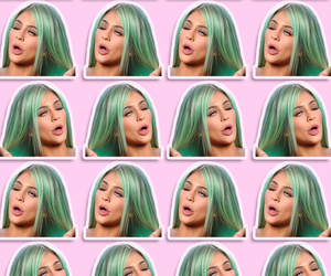 background, wallpaper, and kylie jenner image