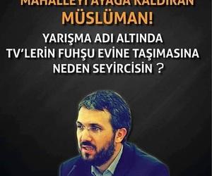 islam, türkçe sözler, and tebliğweheartitde image