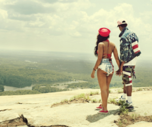 couple, love, and swag image