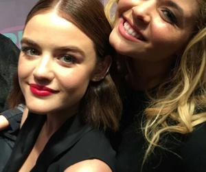 Lucy, sasha, and lucy hale image